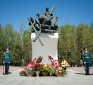 Meeting to devoted 67th anniversary of the Victory in the Great Patriotic War